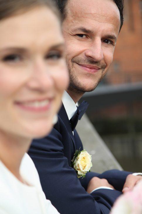 Portraitserie nach der Zeremonie