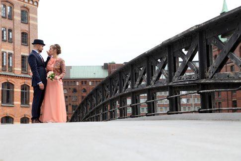 Wedding Shooting in Hamburg